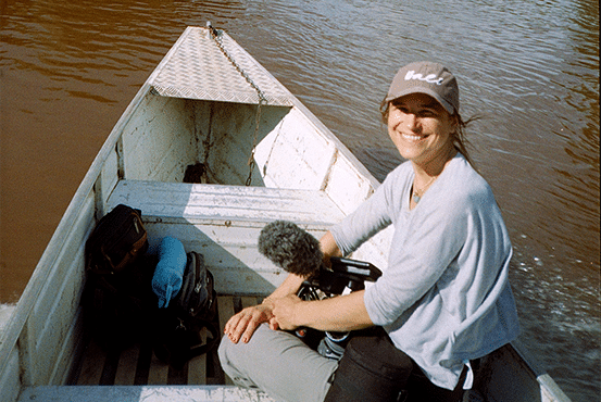 Lucy Martens | Award-Winning Filmmaker and Journalist